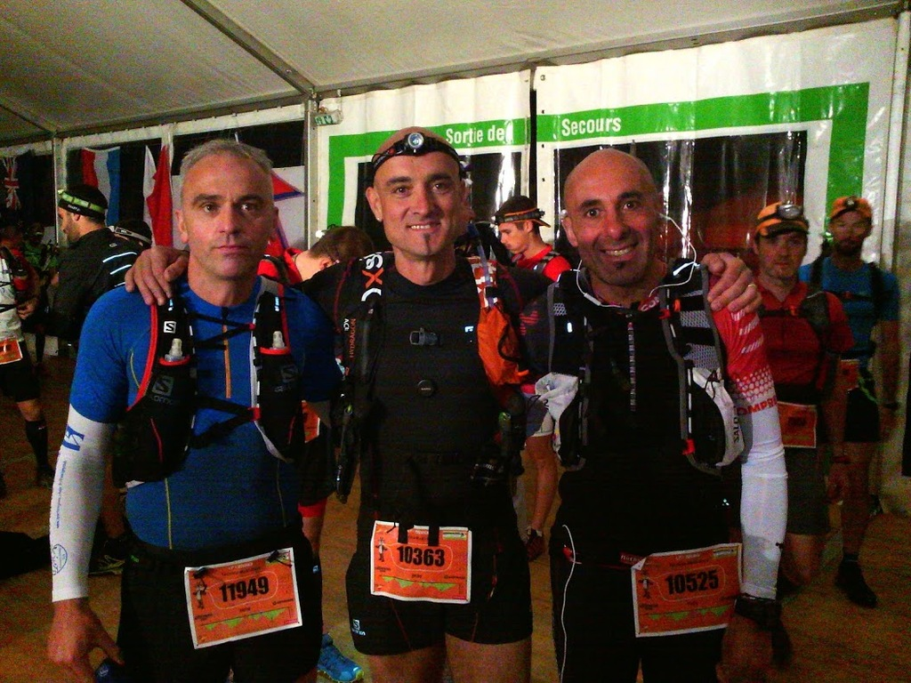 Trail international du lac d'Annecy